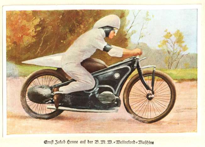 1933 Sanella fig. 6, BMW motorcycle