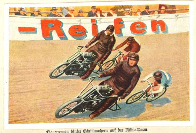1933 Sanella fig. 7, Motorists and Cyclists
