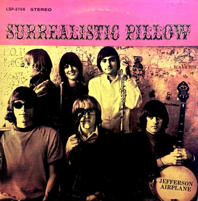 Jefferson Airplane, Surrealistic Pillow